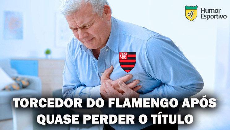 25/02/2021 (38ª rodada) - São Paulo 2 x 1 Flamengo