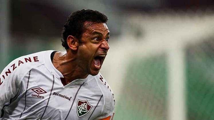 25/02/2021 - Na última rodada do Brasileirão 2020, Fred foi novamente decisivo e abriu o placar na vitória por 2 a 0 sobre o Fortaleza, no Maracanã.