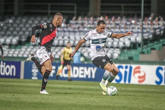 25/2 - 38ª rodada - Atlético-GO x Coritiba - Castelo do Dragão