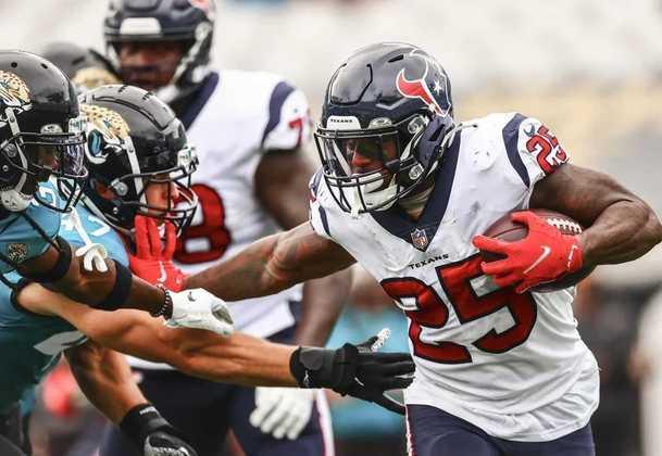 26º Houston Texans - Podem se orgulhar de serem melhores que os Jaguars. Varreu o rival de divisão na temporada.