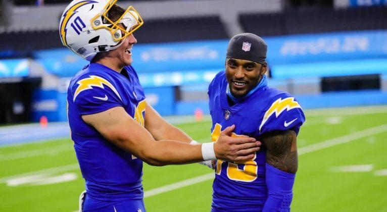 26º Los Angeles Chargers (4-9): O futuro tende a ser brilhante com Justin Herbert como quarterback. Resta saber se Anthony Lynn também fará parte dele.