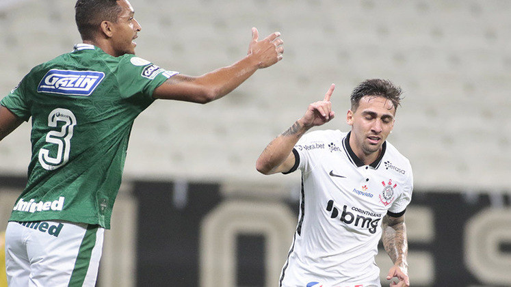26ª rodada - Corinthians 2 x 1 Goiás - prejuízo de R$ 54.726,73