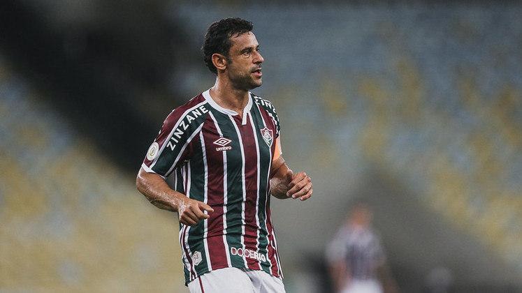 26/12/2020 - No último jogo do ano, Fred até deixou o dele, mas o Fluminense acabou derrotado pelo São Paulo por 2 a 1 no Maracanã.
