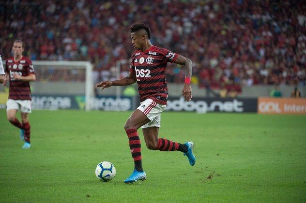 27. Bruno Henrique (atacante)