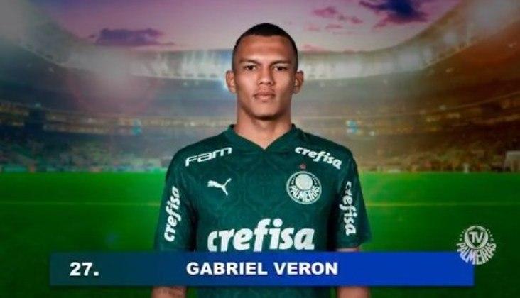 27 - Gabriel Veron