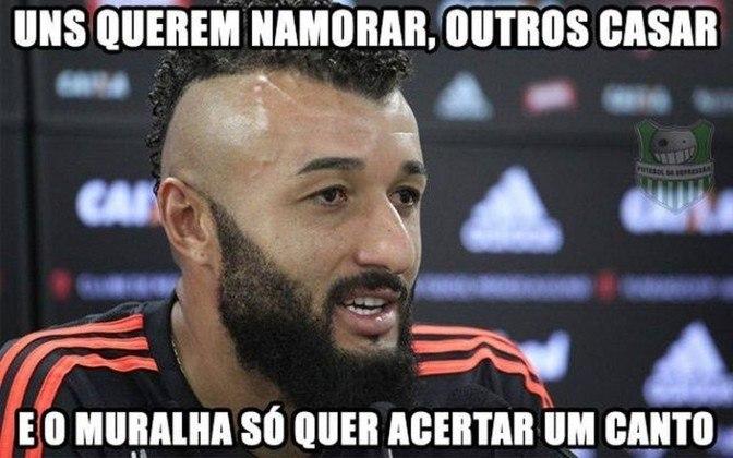 27/09/2017 - Após empatar a partida de ida por 1 a 1 na final da Copa do Brasil, o Flamengo empatou por 0 a 0 no Mineirão. O jogo ficou marcado por Alex Muralha pular toda as cobranças de pênaltis do mesmo lado e não defender nenhuma.