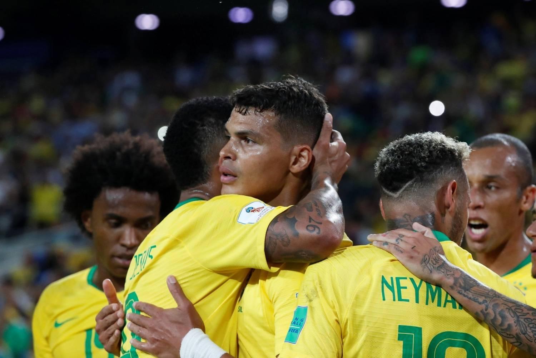 Seleção brasileira é a única a chegar às oitavas em todas as Copas - Copa  2018 - R7 Futebol em Números 2b2aef6a48af9