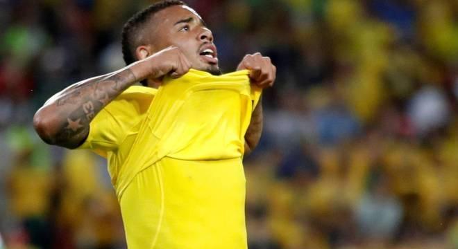 Gabriel Jesus afirmou que derrota do Brasil para a Bélgica foi muito doída