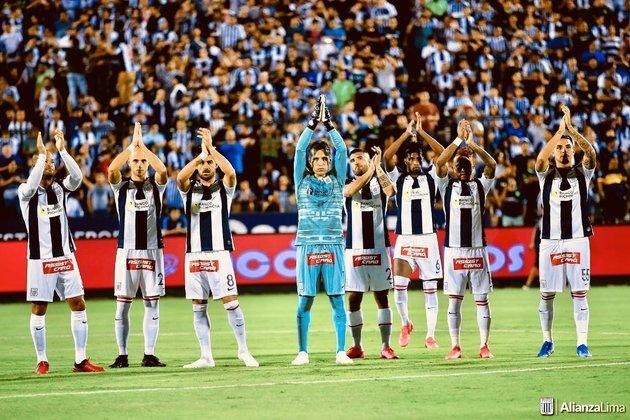 28 – Alianza Lima: no grupo F, o clube vale 7,5 milhões de euros (R$ 47,18 milhões)