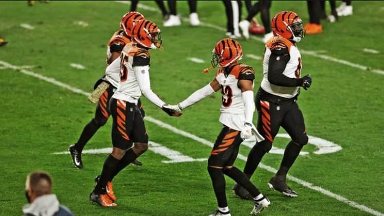 28° Cincinnati Bengals - As duas últimas semanas deram esperança, mas o processo de reconstrução de Cincinnati sofreu um abalo com a imponente derrota para os Steelers.