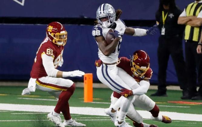 28º Dallas Cowboys: Difícil julgar um ano que o time foi dizimado por lesões. Aos Cowboys, o Draft é a esperança.