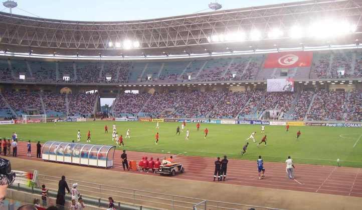 28 - Estádio Radès - Espérance (Túnisia)