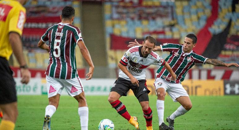 Duelo entre Flamengo e Fluminense promete ser bastante disputado