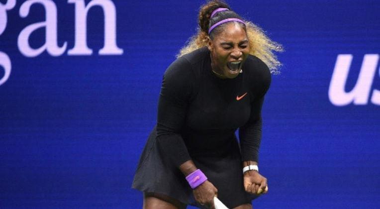 28º - Serena Williams (Tênis): receita em 2020 - 41,5 milhões de dólares (aproximadamente R$ 212,6 milhões)