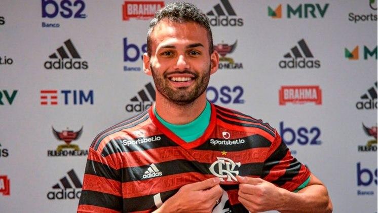 28 – Thiago Maia, do Flamengo, tem também 1 milhão.