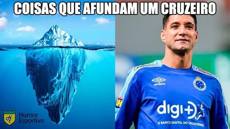 28.11.19 - Thiago Neves perde pênalti e Cruzeiro perde para o CSA por 1 a 0.