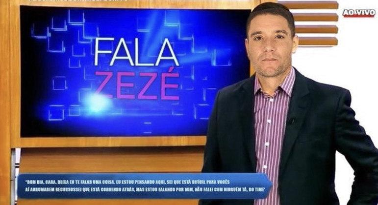 28.11.19 - Vaza áudio de Thiago Neves para Zezé Perrela com o famoso