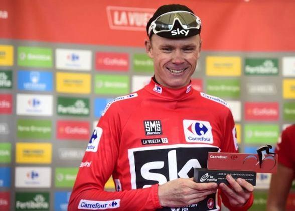 29) Alberto Contador (Espanha) - Ciclismo