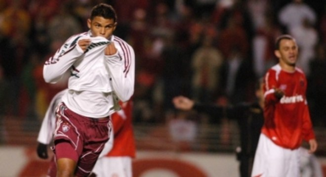 29 de agosto de 2007 - Fluminense 4 x 1 Internacional - Beira-Rio - Brasileirão