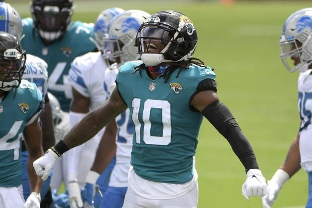 29° Jacksonville Jaguars: Uma equipe muito nova e que ainda tenta lidar com o desafio de jogar na NFL. O Draft tem que ser o foco de Jacksonville.