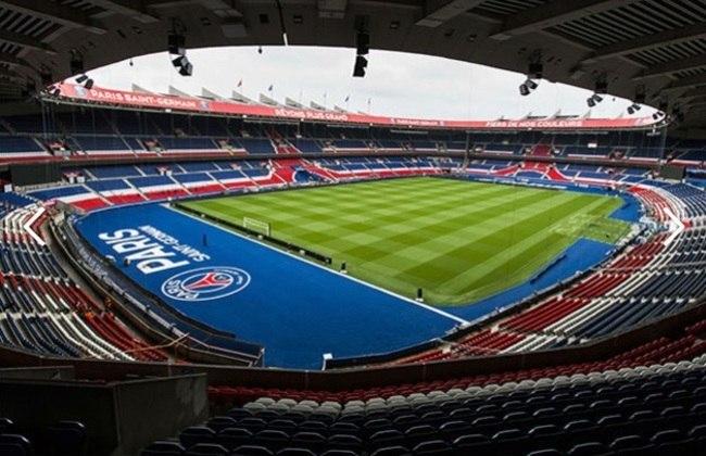 29 - Parc des Princes - Paris Saint-Germain (França)