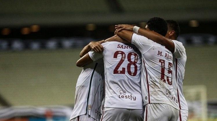 29ª rodada - Ceará x Fluminense