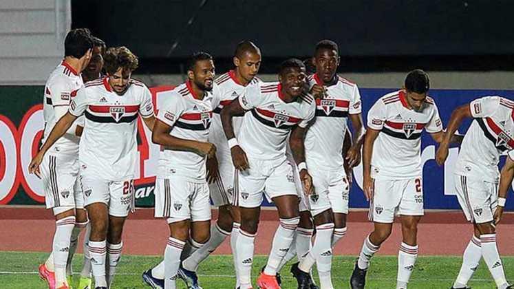 29/04 – São Paulo x Rentistas – Libertadores