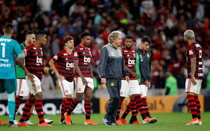 3º - 64.844 pagantes - Flamengo 1 x 1 Athletico - Copa do Brasil de 2019 (Maracanã) - Renda: R$ 4.106.610.