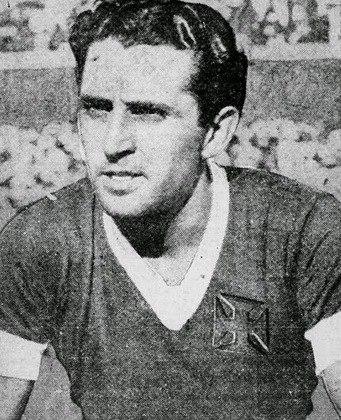 3º - Alfredo González - argentino - 1940-1941 - 29 gols