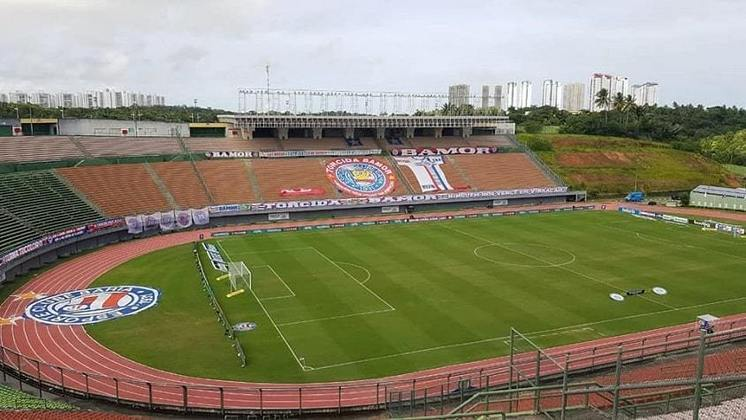 3) Bahia - prejuízo de R$ 395.133,57 em nove partidas como mandante no período.