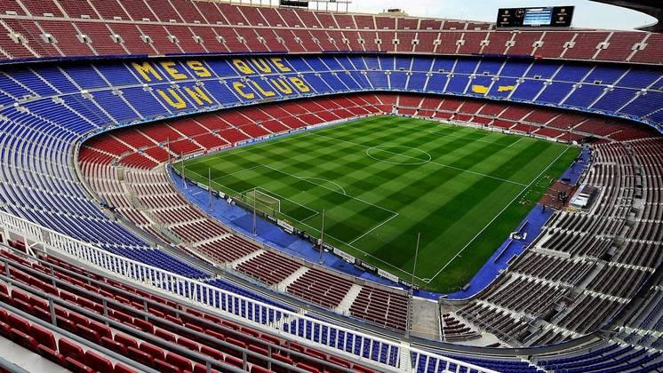 3 - Barcelona (ESP)Jogos:317/ Vitórias:187/ Empate:73/ Derrotas:57/ GM:630/ GS:303/ Títulos: 5