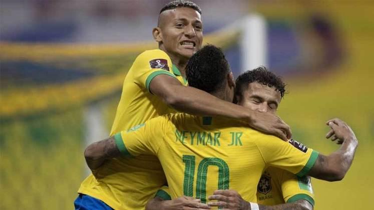 3º - BRASIL: 1742.65 pontos