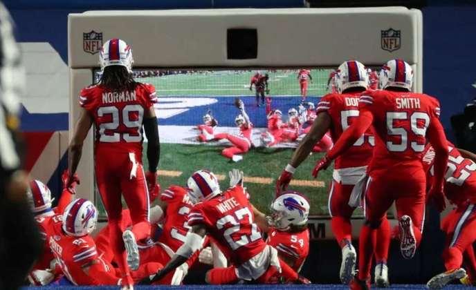 3º Buffalo Bills (10-3): Josh Allen está jogando o melhor futebol americano de sua jovem carreira. E a defesa dos Bills também acordou para a temporada.
