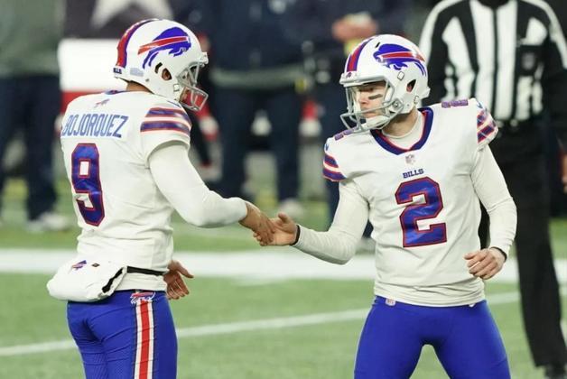 3º Buffalo Bills (12-3): A defesa cresceu no momento certo e Josh Allen atua em alto nível na temporada.
