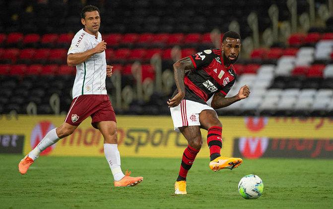 3º colocado – Flamengo (49 pontos/27 jogos): 8.1% de chances de ser campeão; 88.7% de chances de Libertadores (G6); 0% de chance de rebaixamento.