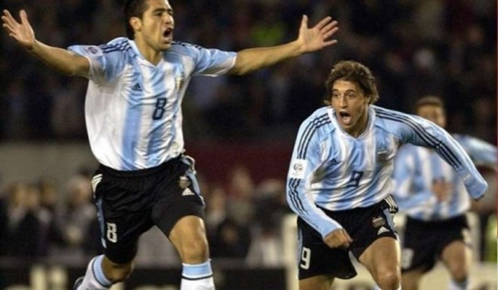 3º - Crespo - Argentina - 19 gols