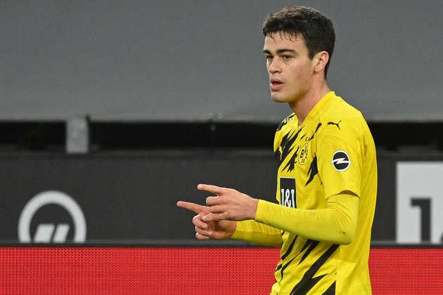 3º: Giovanni Reyna - Borussia Dortmund
