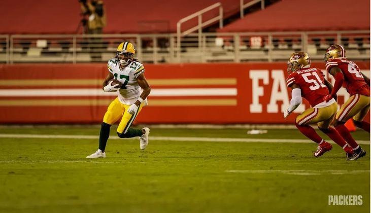 3º Green Bay Packers - A inconsistência nas últimas semanas levanta dúvidas, mas ainda é um dos melhores times na liga.