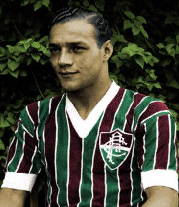 3º - Hércules - Fluminense - 14 gols
