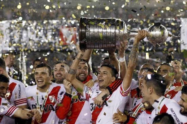 3º lugar: River Plate (ARG) - 1749 pontos