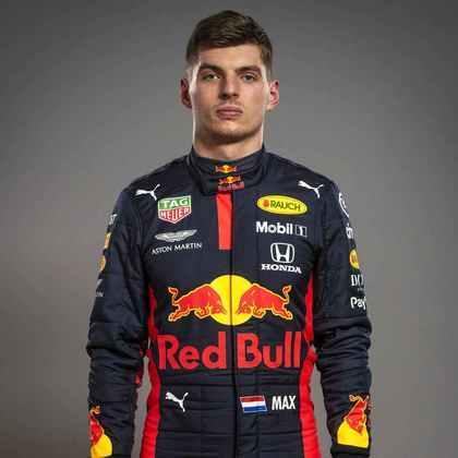 3º - Max Verstappen (Red Bull) - 162 pontos - Melhor resultado: 1º no GP dos 70 Anos