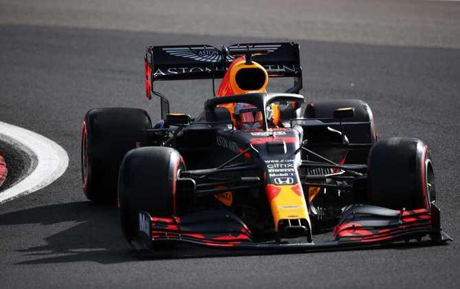 3º - Max Verstappen (Red Bull) - 1min25s562