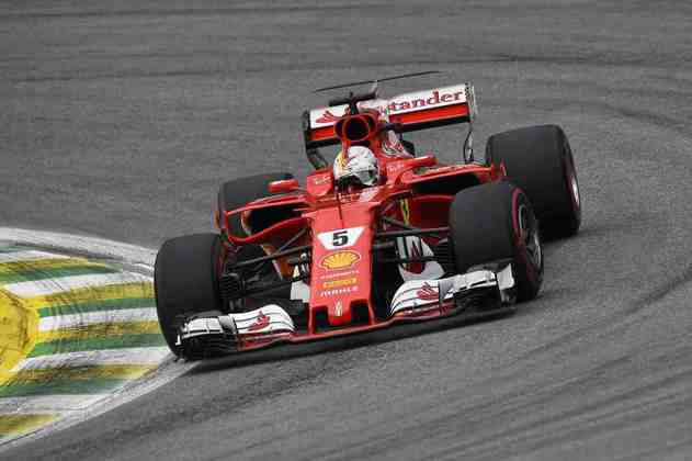 3 - Mesmo sem título na Ferrari, Sebastian Vettel acumula 14 triunfos