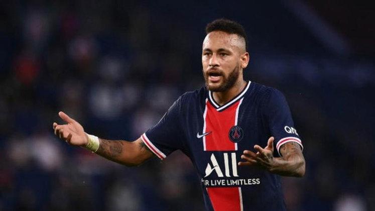 3 - Neymar (Paris Saint-Germain): 98 milhões de euros (cerca de R$ 646 milhões)