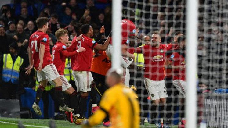3º - O Manchester United é a equipe inglesa melhor coloca no ranking. Na terceira colocação, o clube que foi vice da Premier League e da Liga Europa conseguiu manter um alto valor de mercado