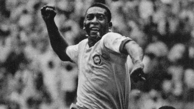 3° - Pelé: 85 pontos