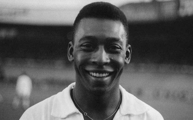 3º - Pelé - brasileiro - 767 gols - principal clube: Santos