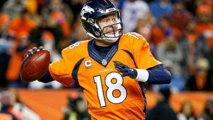 3º Peyton Manning - 539 touchdowns