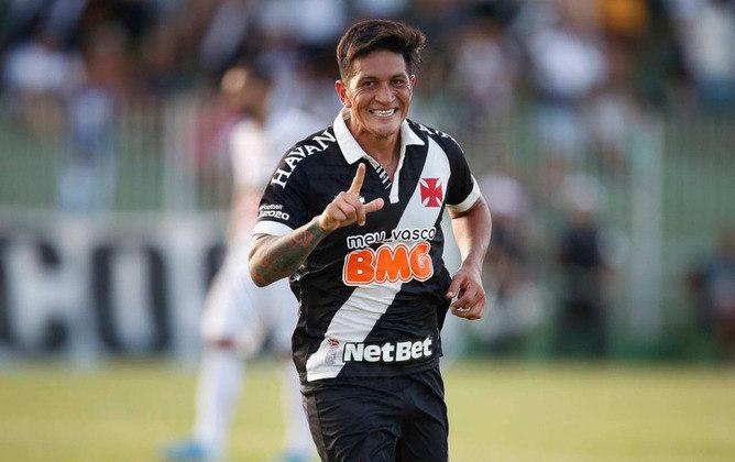 3º - Portuguesa-RJ 2x3 Vasco - Campeonato Carioca 2020.