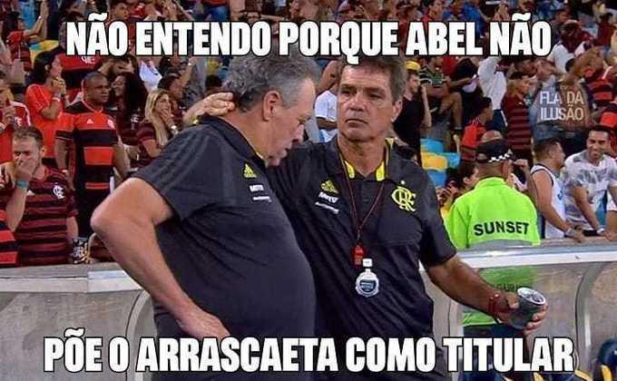 3ª rodada (03/04/19) - Flamengo 0 x 1 Peñarol